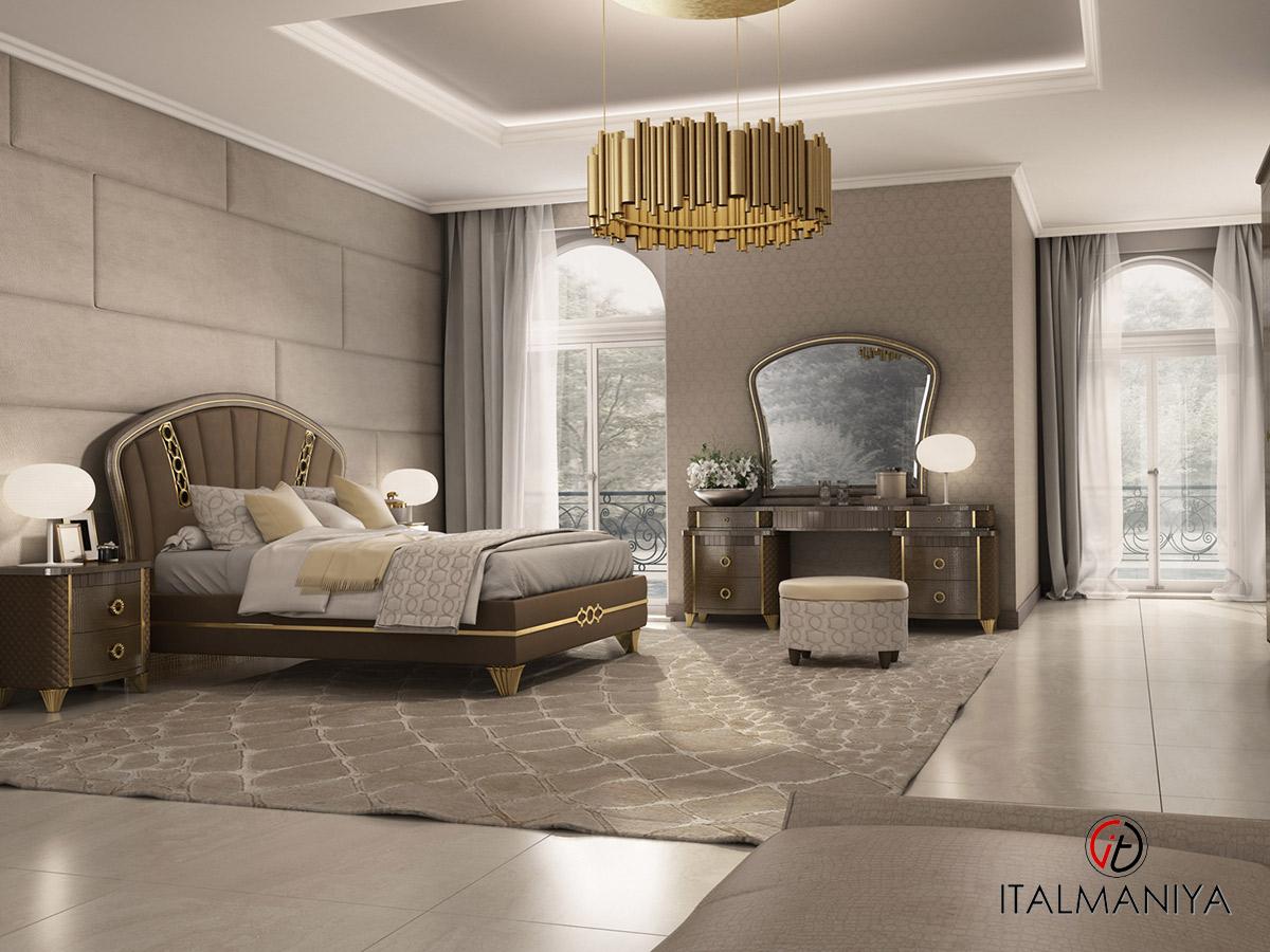 Фото 4 - Спальня Babila Exclusive фабрики A&M Ghezzani