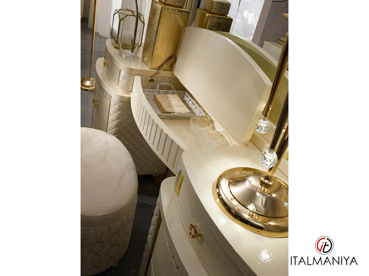 Фото 6 - Спальня Babila Exclusive фабрики A&M Ghezzani