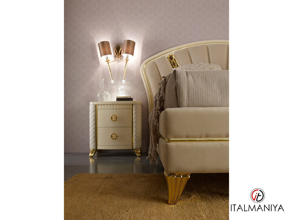 Фото 8 - Спальня Babila Exclusive фабрики A&M Ghezzani