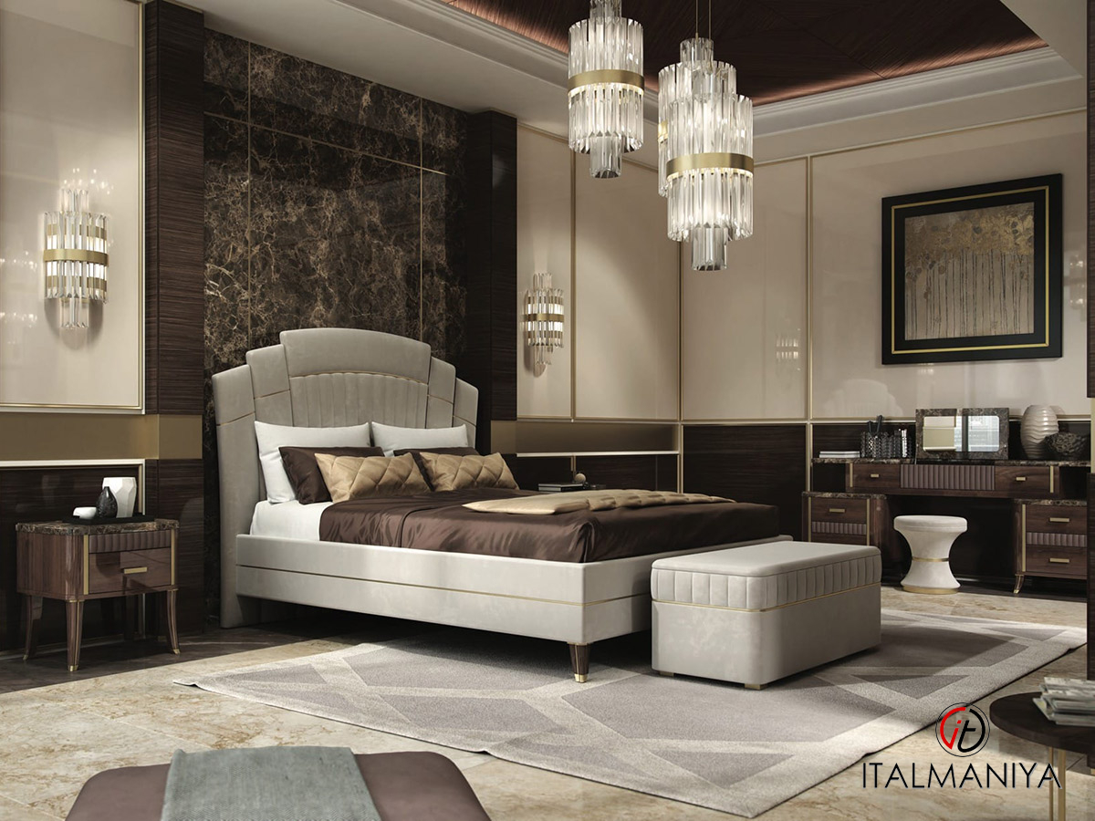 Фото 2 - Спальня Exclusive фабрики A&M Ghezzani