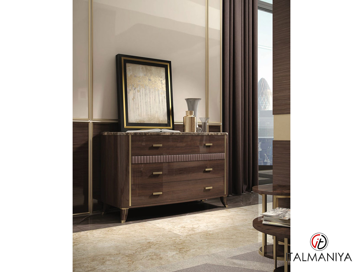 Фото 3 - Спальня Exclusive фабрики A&M Ghezzani