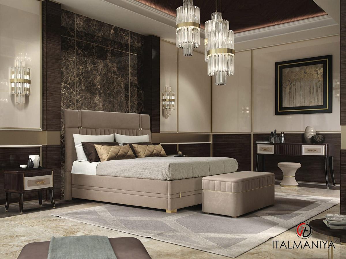 Фото 4 - Спальня Exclusive фабрики A&M Ghezzani