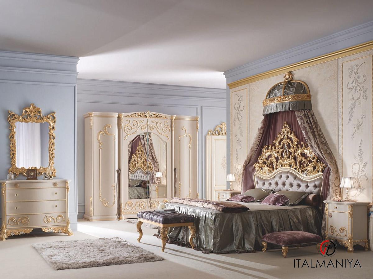 Фото 2 - Спальня Imperiale фабрики A&M Ghezzani