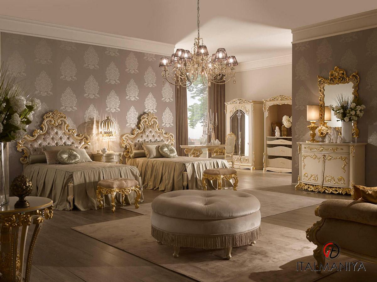 Фото 4 - Спальня Imperiale фабрики A&M Ghezzani