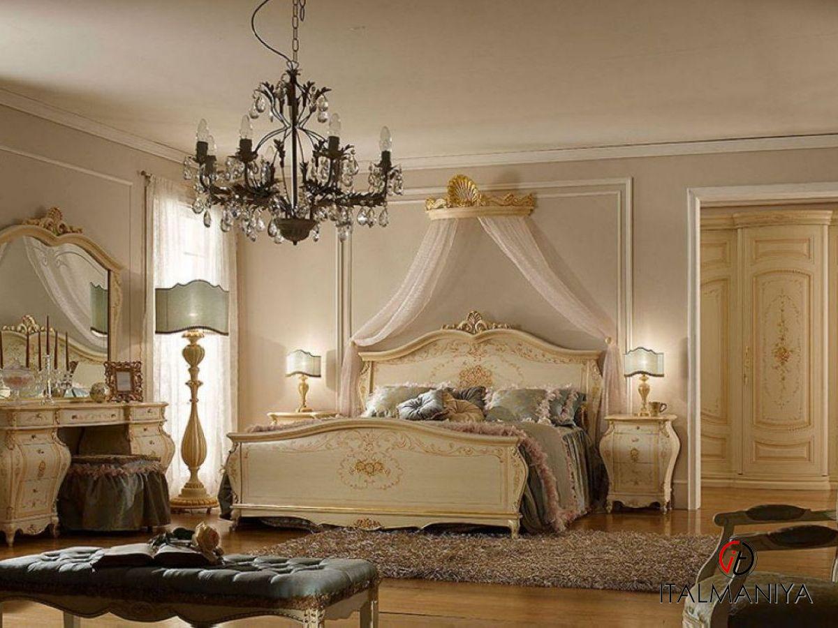 Фото 1 - Спальня Regency фабрики A&M Ghezzani