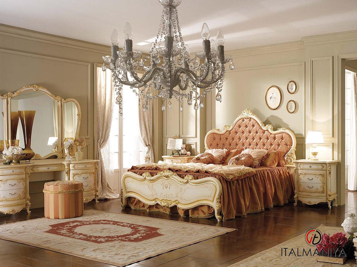 Фото 1 - Спальня Royal фабрики A&M Ghezzani