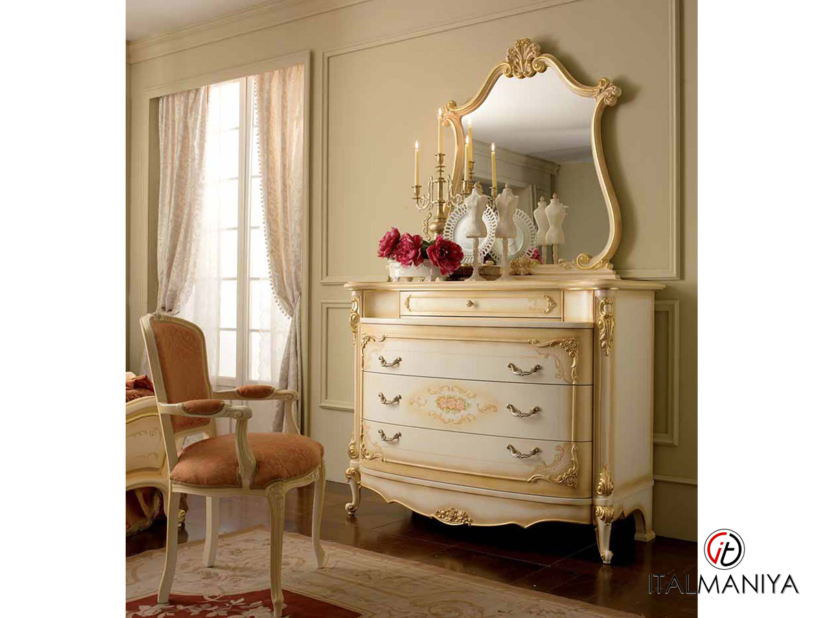 Фото 4 - Спальня Royal фабрики A&M Ghezzani