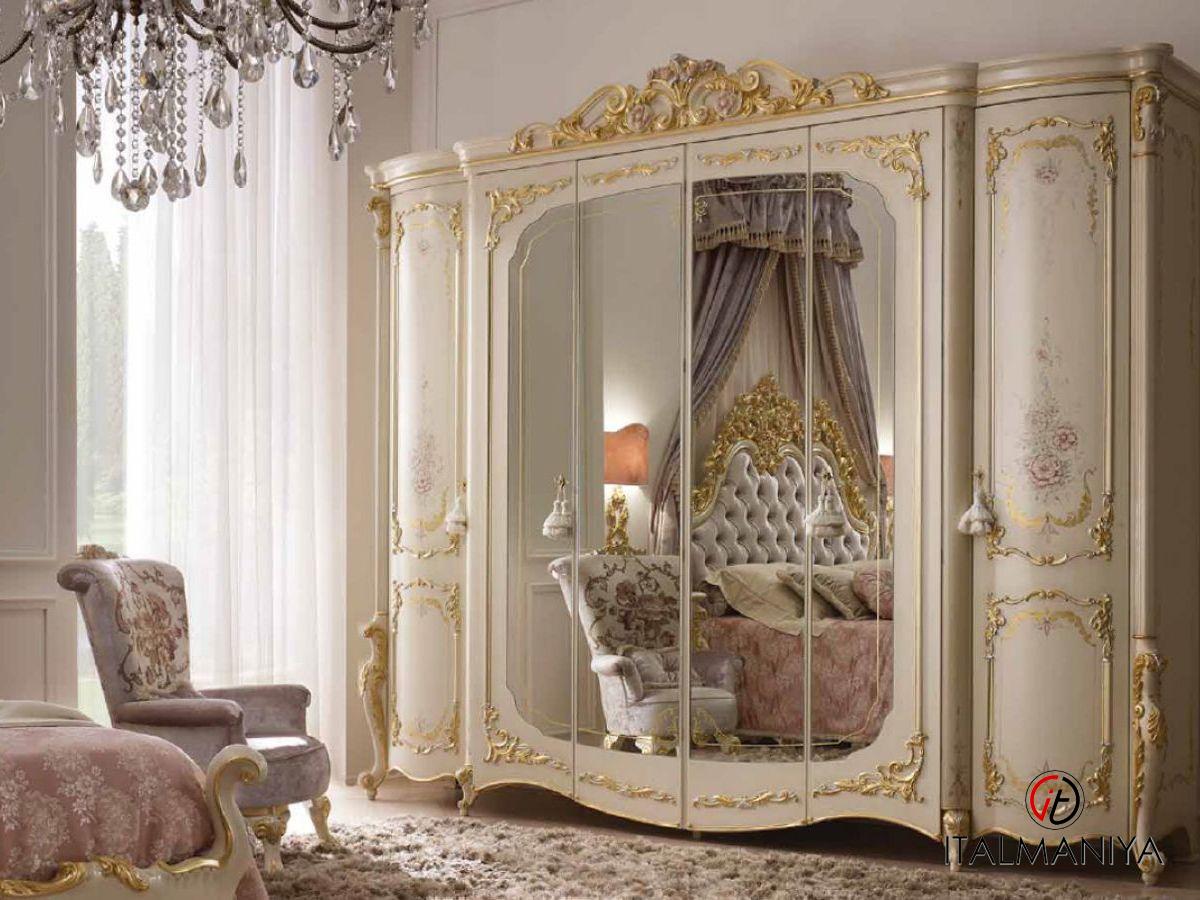 Фото 2 - Спальня Sophia фабрики A&M Ghezzani