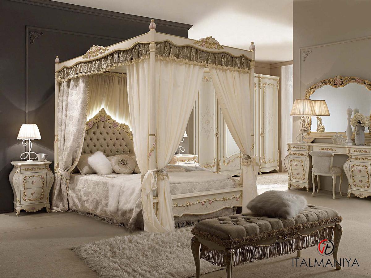 Фото 1 - Спальня Venezia фабрики A&M Ghezzani