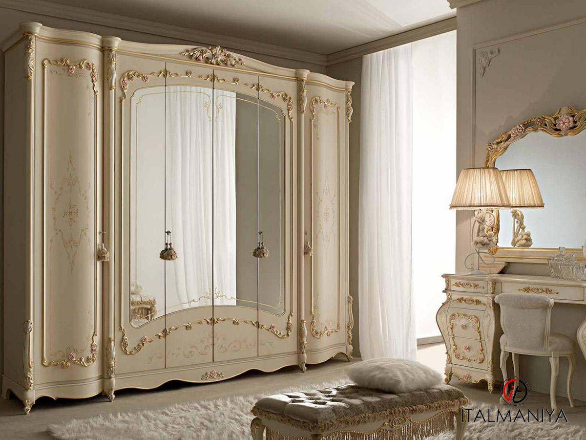 Фото 2 - Спальня Venezia фабрики A&M Ghezzani