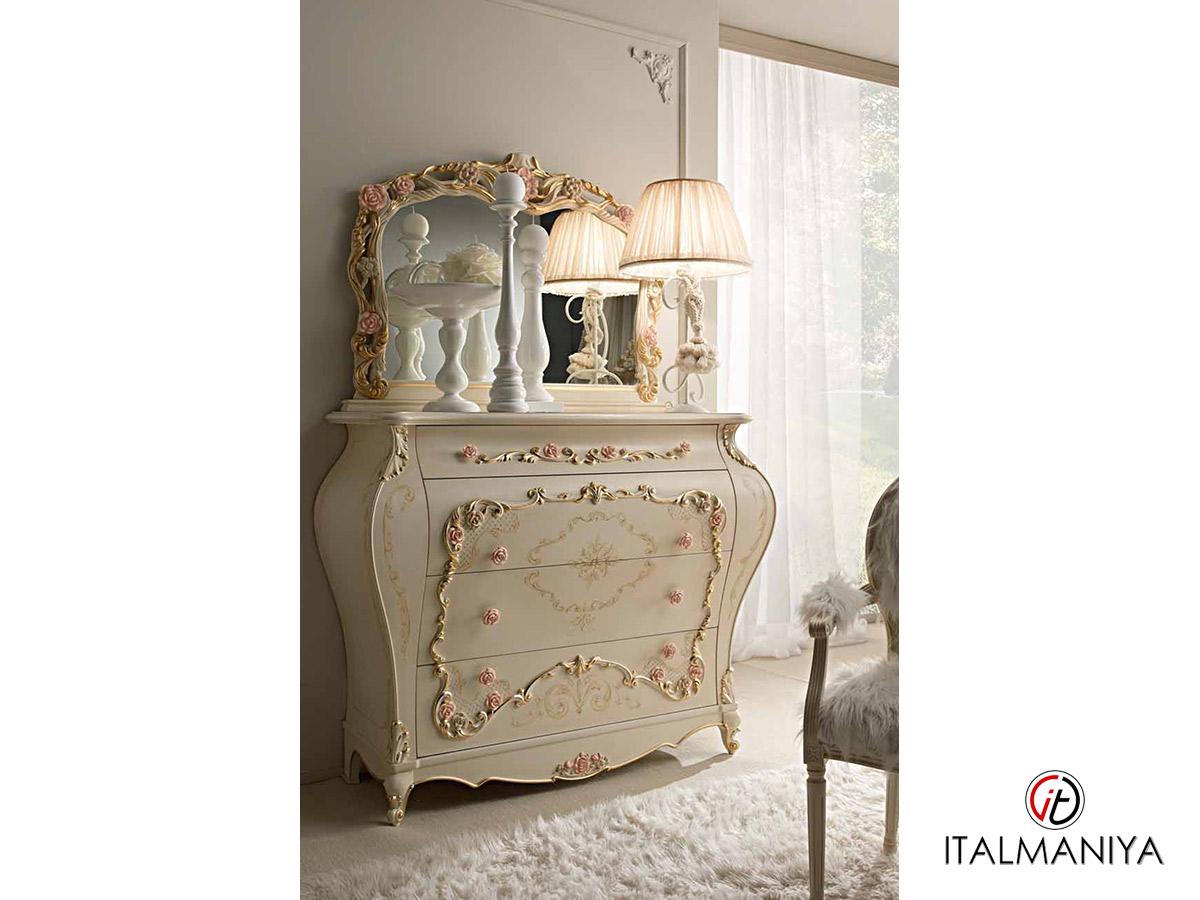 Фото 3 - Спальня Venezia фабрики A&M Ghezzani