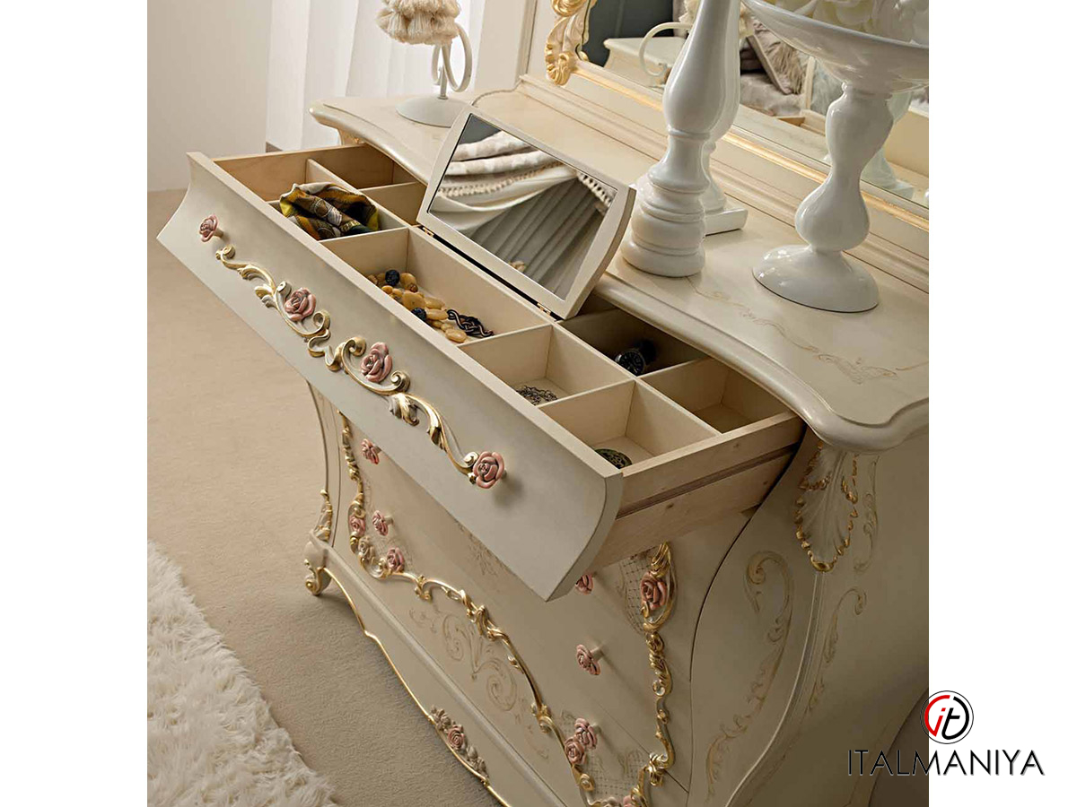 Фото 4 - Спальня Venezia фабрики A&M Ghezzani