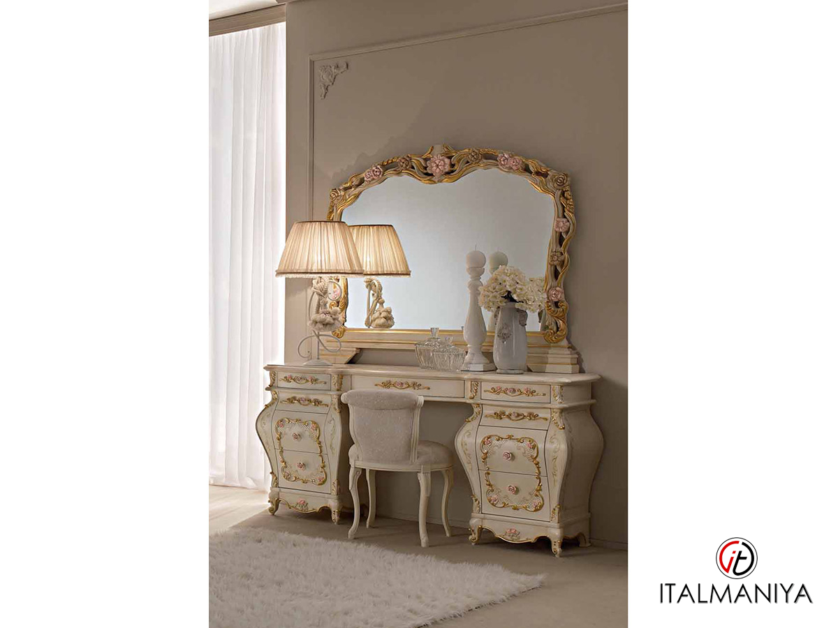 Фото 5 - Спальня Venezia фабрики A&M Ghezzani