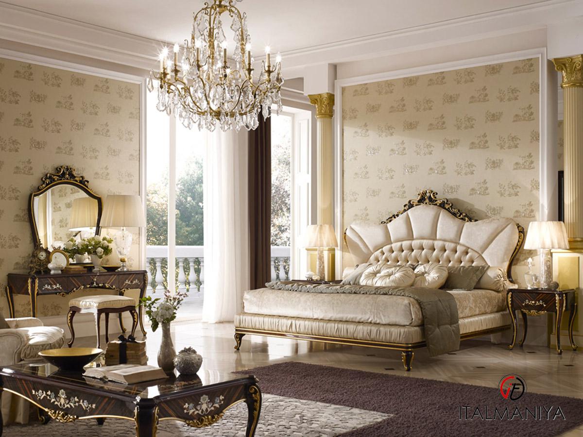 Фото 1 - Спальня Ricasoli фабрики AR Arredamenti