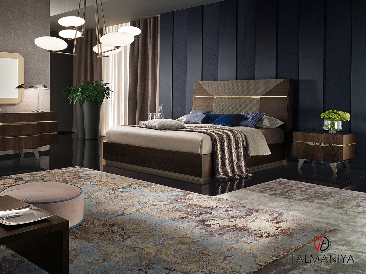 Фото 1 - Спальня Accademia фабрики Alf