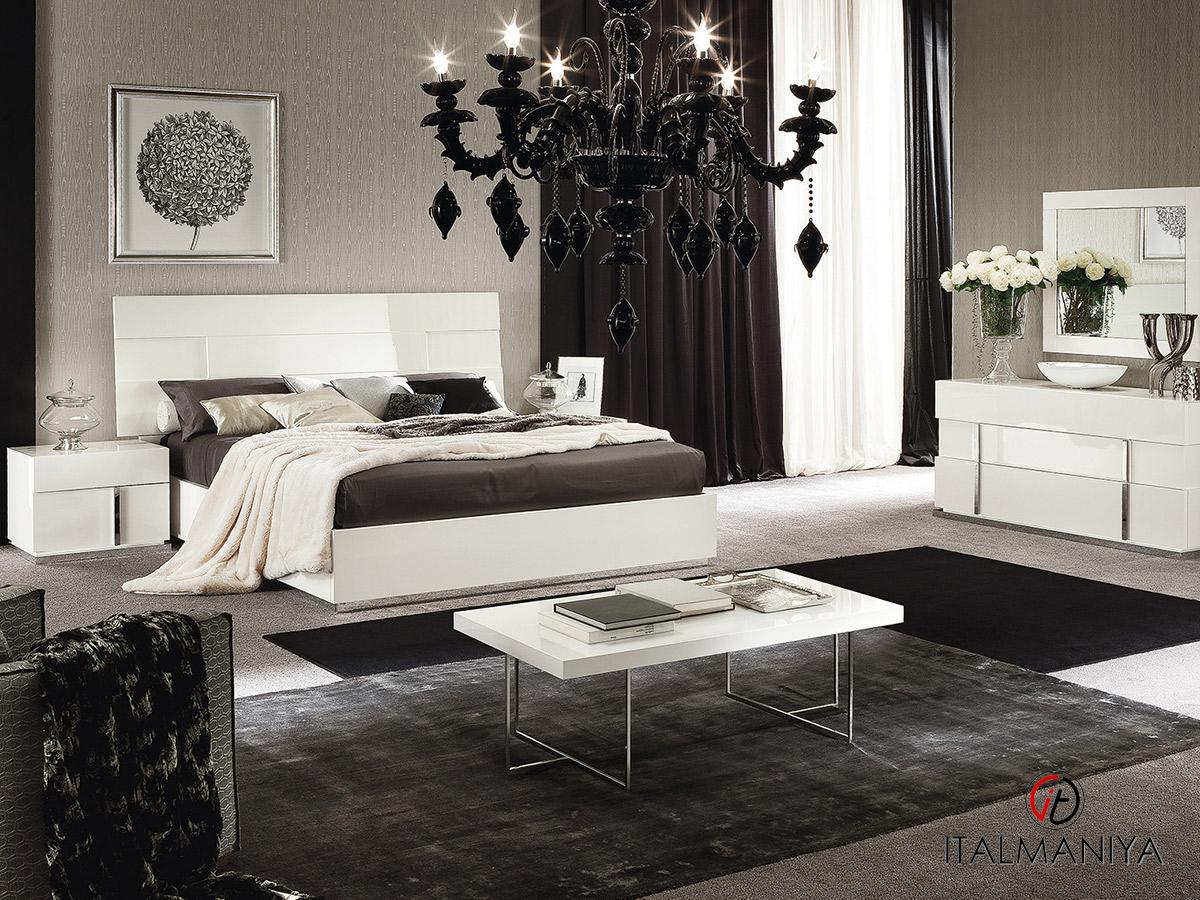 Фото 1 - Спальня CANOVA фабрики Alf
