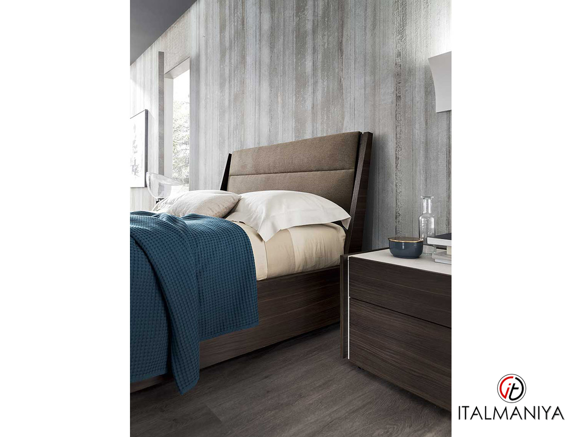 Фото 5 - Спальня DaDo-Dice bruno oak surfaced фабрики Alf