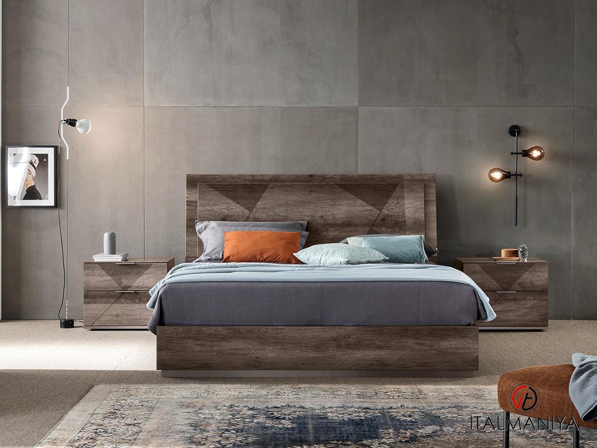Фото 2 - Спальня Favignana фабрики Alf