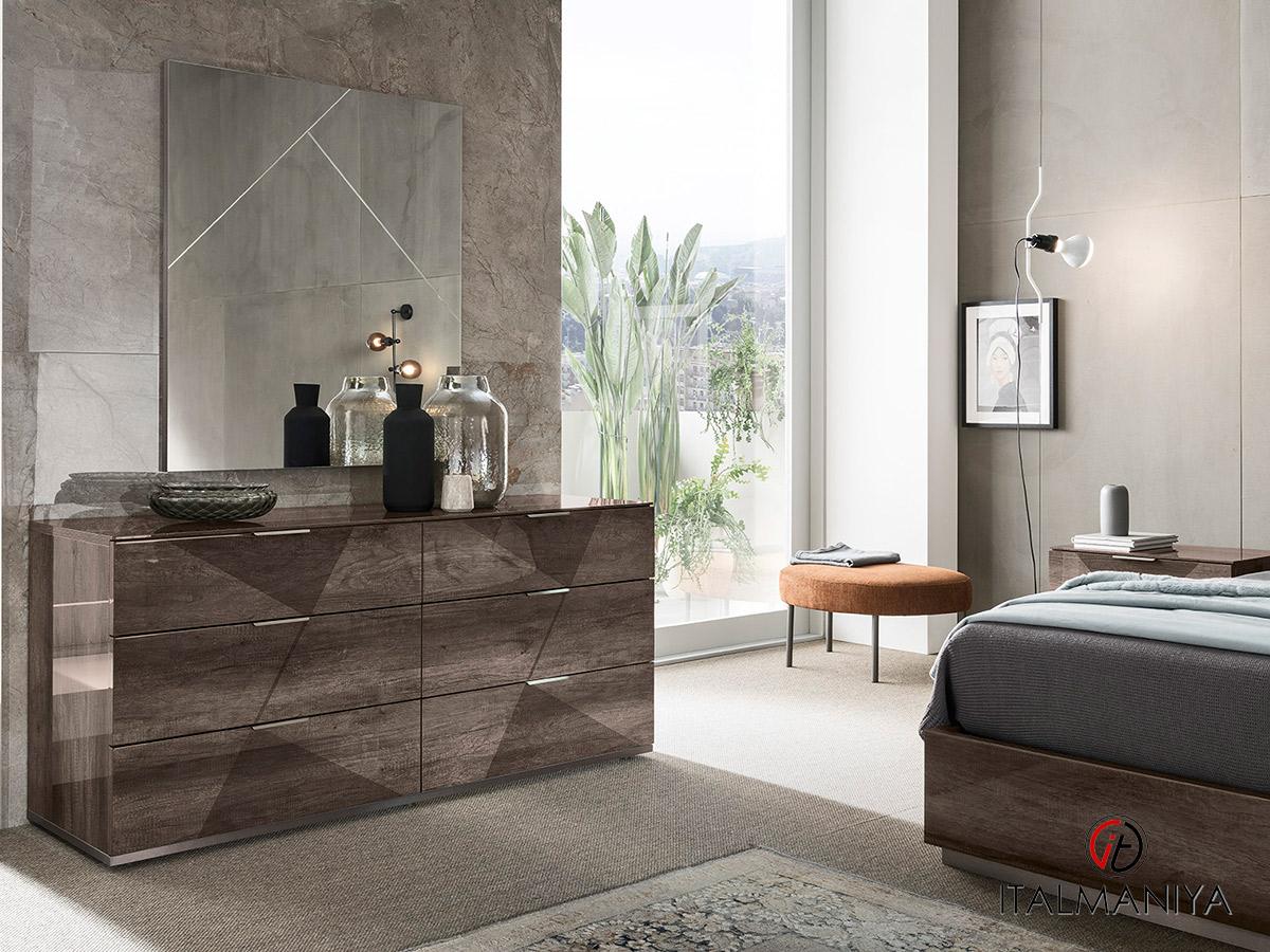 Фото 3 - Спальня Favignana фабрики Alf