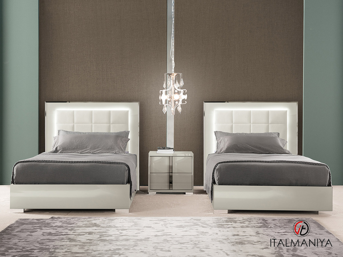 Фото 3 - Спальня Imperia фабрики Alf