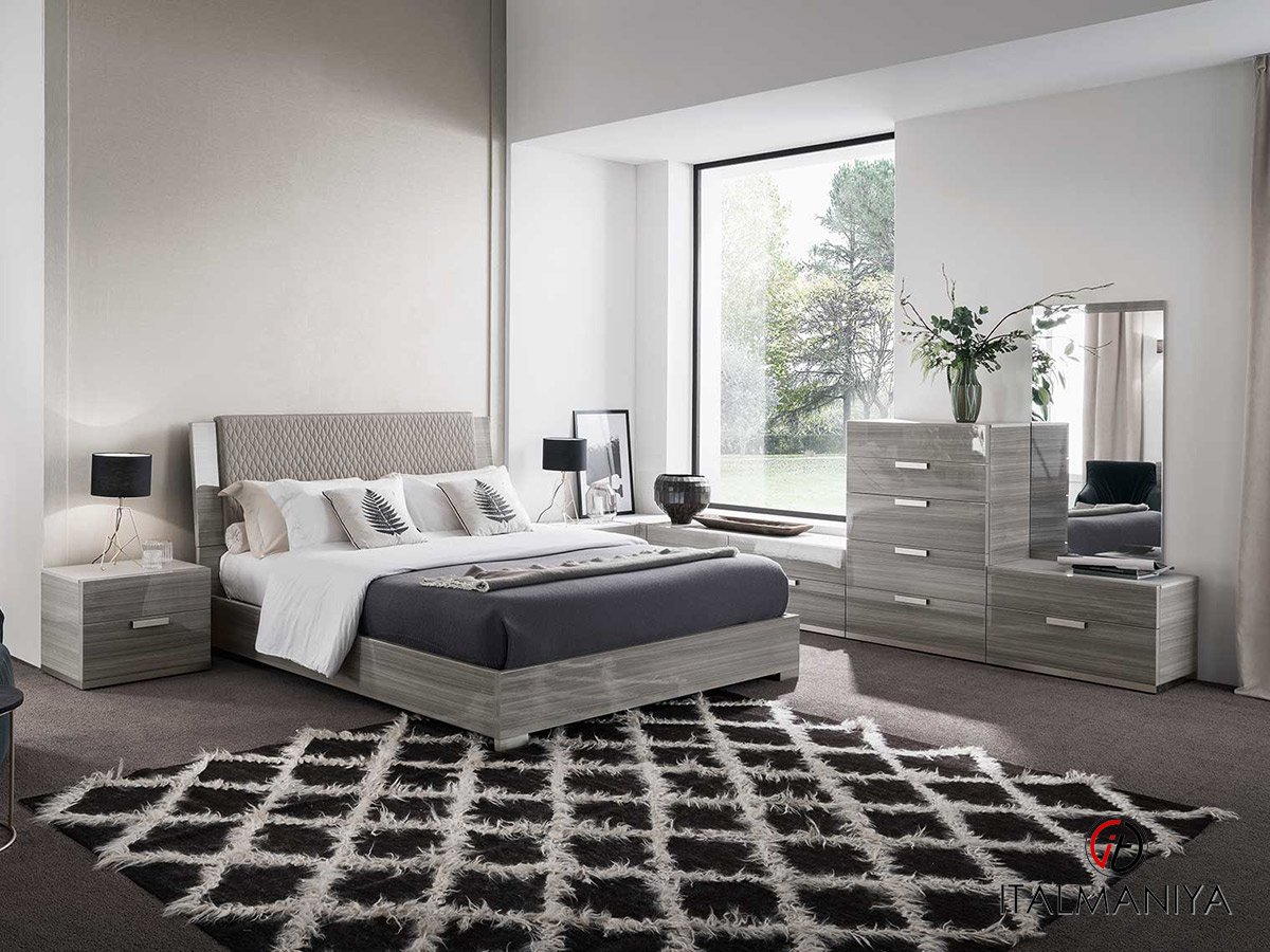 Фото 2 - Спальня Iris фабрики Alf