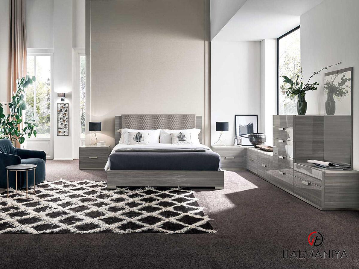 Фото 1 - Спальня Iris фабрики Alf