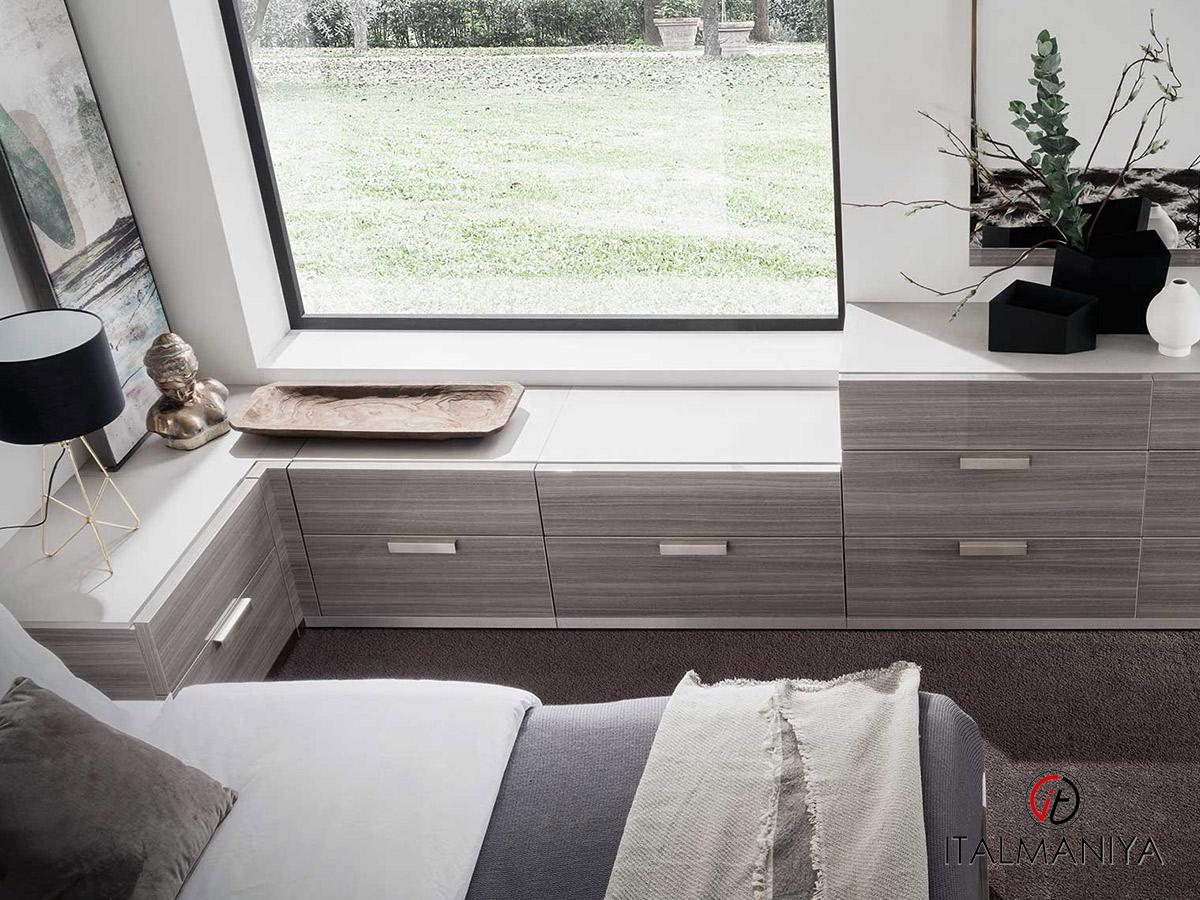 Фото 6 - Спальня Iris фабрики Alf