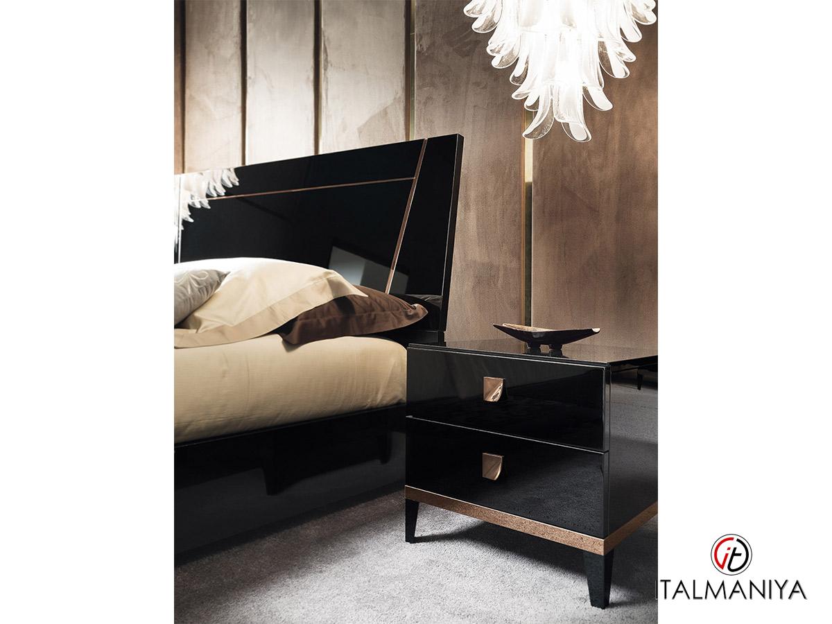 Фото 5 - Спальня Mont Noir фабрики Alf