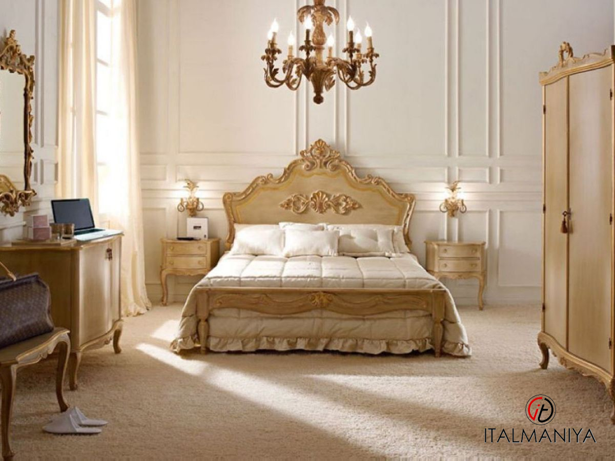 Фото 1 - Спальня 17N фабрики Andrea Fanfani