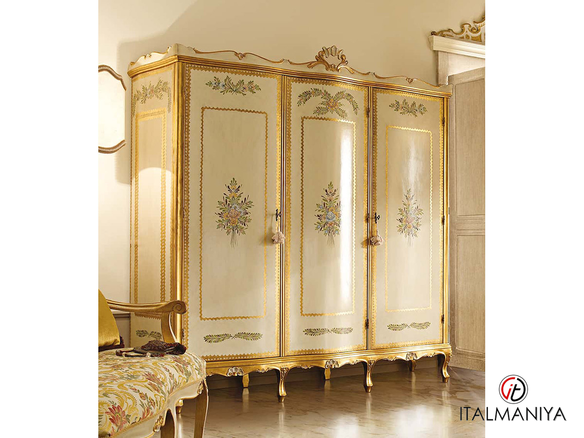 Фото 2 - Спальня New 10N фабрики Andrea Fanfani