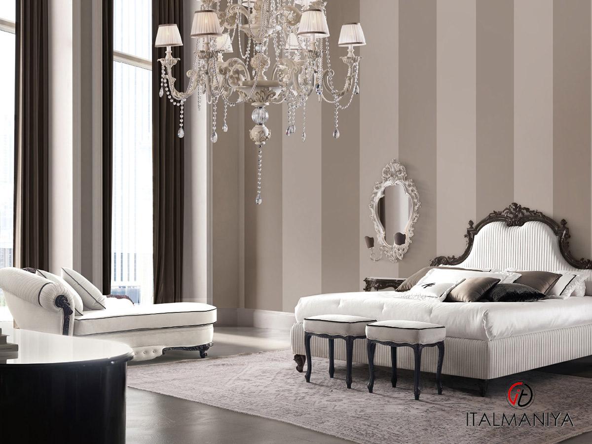 Фото 1 - Спальня Tornabuoni 1S фабрики Andrea Fanfani
