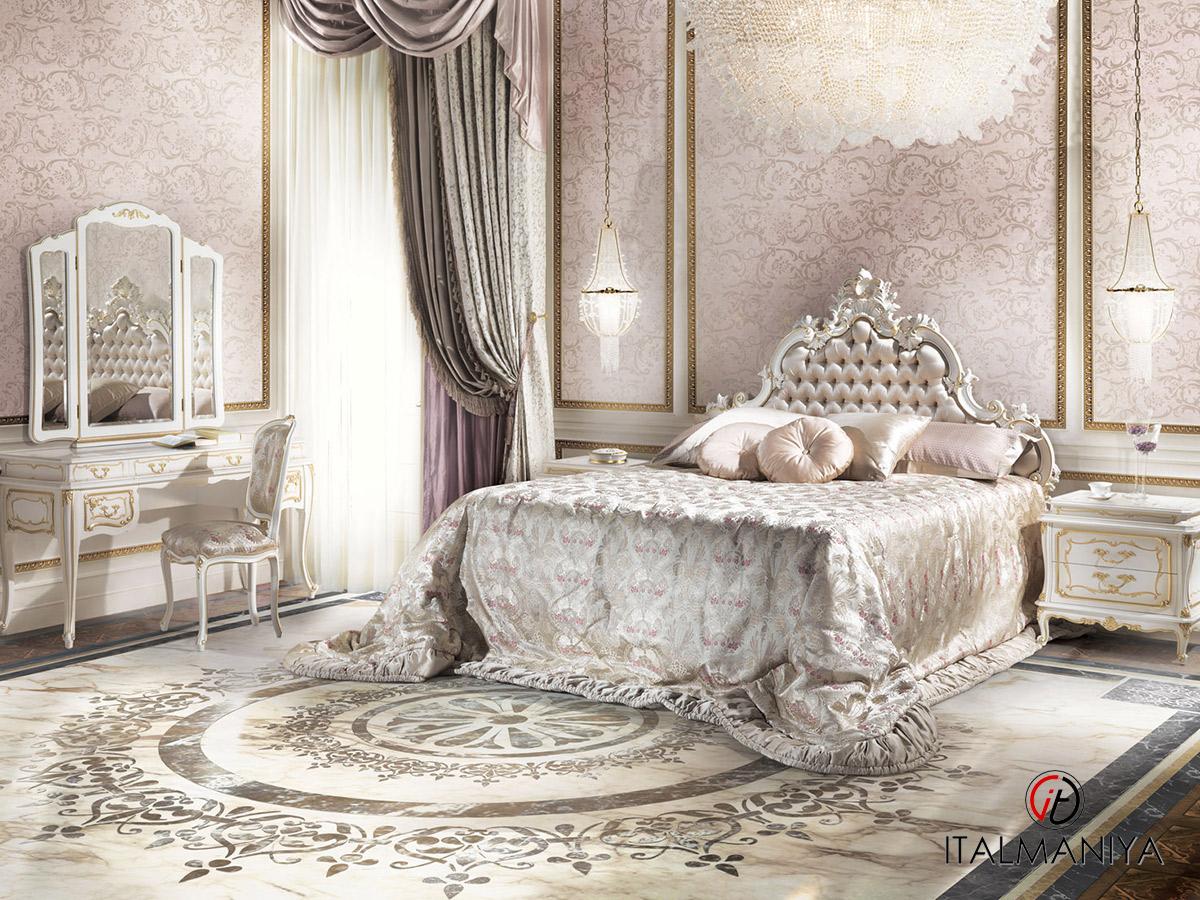 Фото 1 - Спальня ANFOSSI фабрики Angelo Cappellini