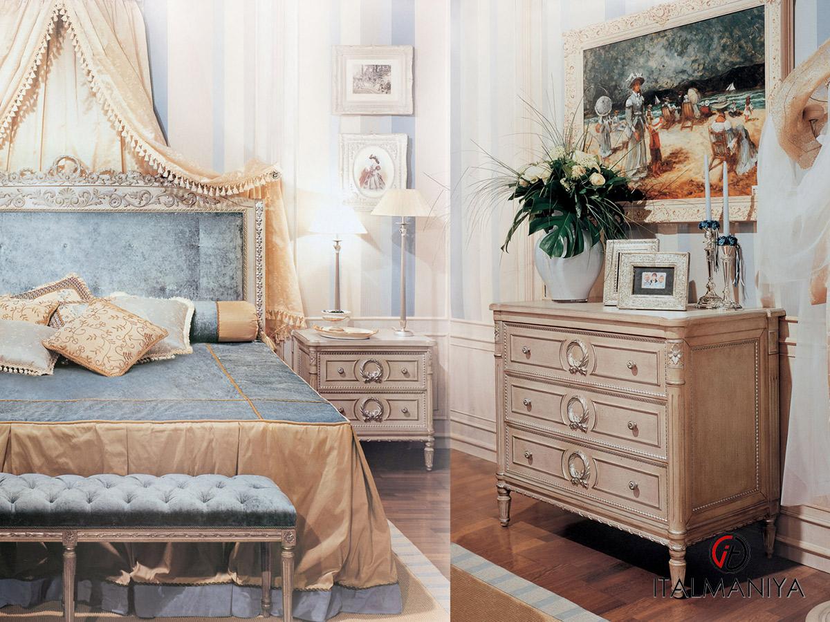 Фото 4 - Спальня Borodin фабрики Angelo Cappellini