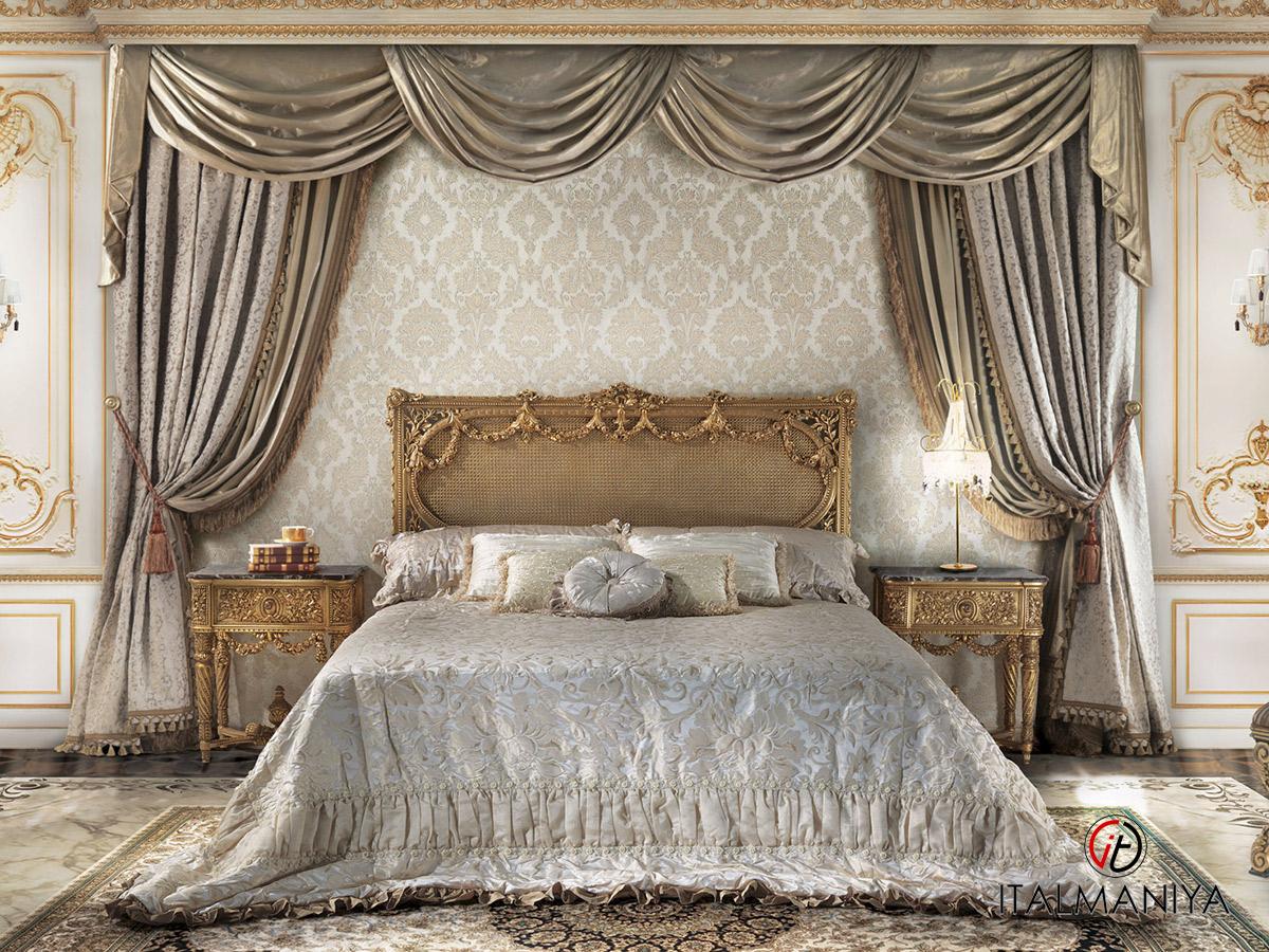 Фото 1 - Спальня Gabrieli фабрики Angelo Cappellini
