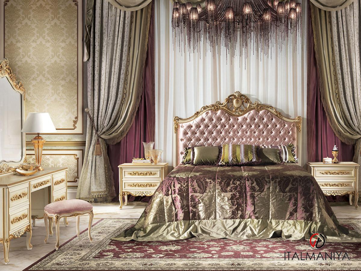 Фото 1 - Спальня LEONCAVALLO фабрики Angelo Cappellini