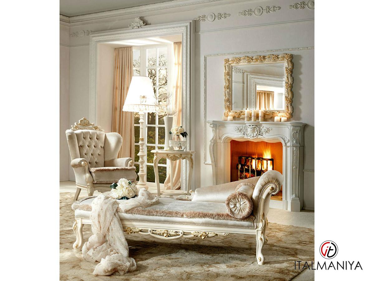 Фото 3 - Спальня BELVEDERE Florence фабрики Antonelli Moravio