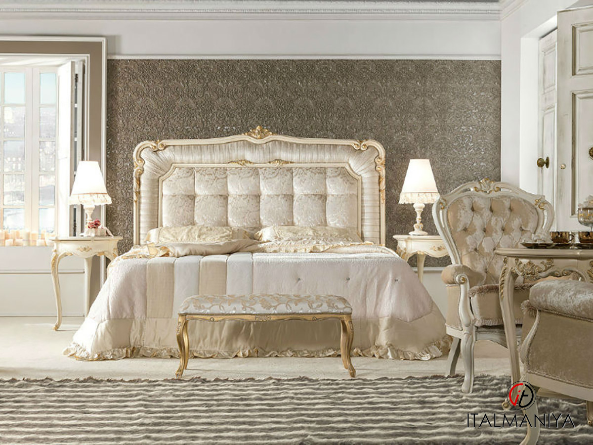 Фото 1 - Спальня Belvedere Afrodite фабрики Antonelli Moravio