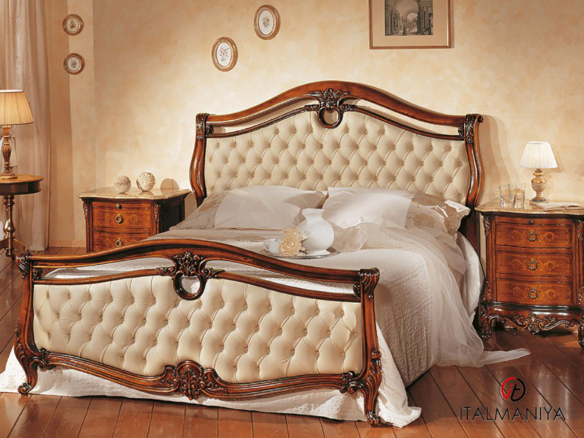 Фото 3 - Спальня Isabella фабрики Antonelli Moravio