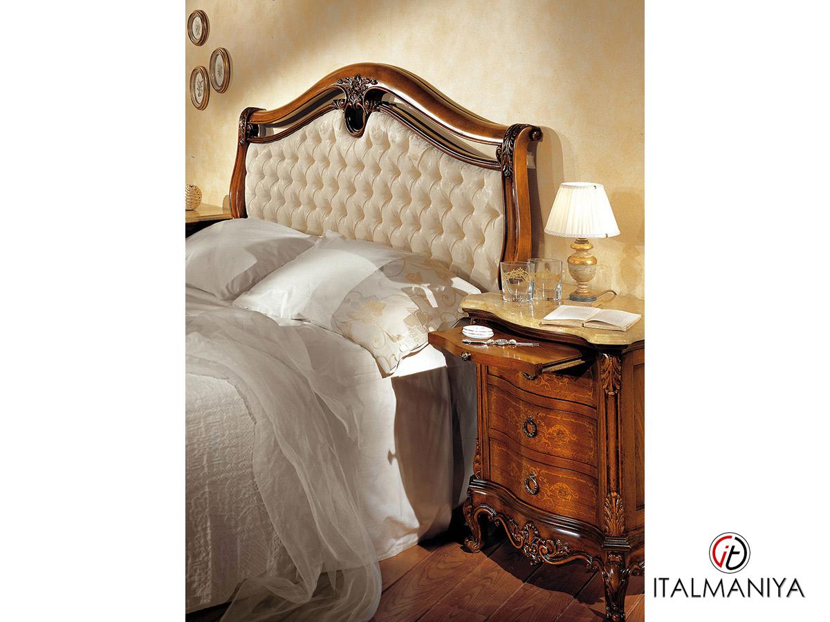 Фото 4 - Спальня Isabella фабрики Antonelli Moravio
