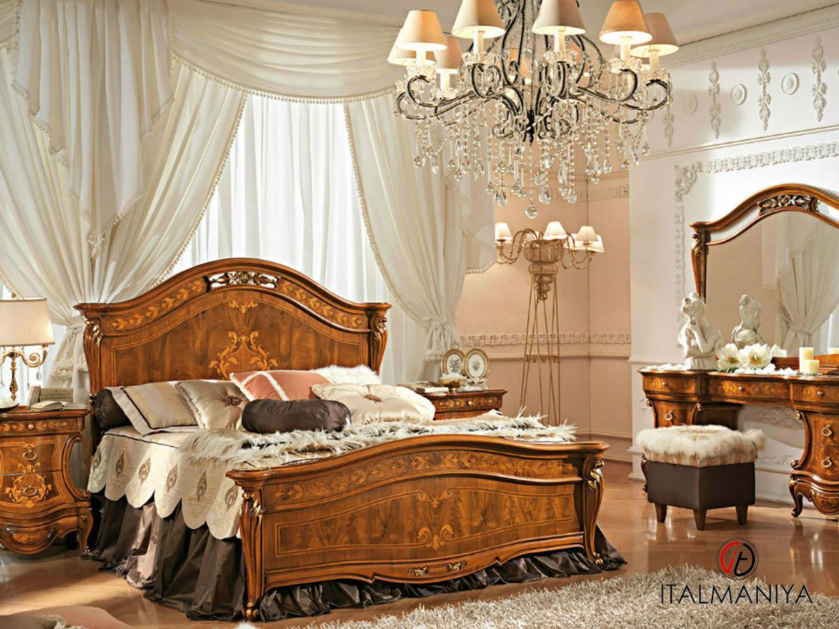 Фото 1 - Спальня Napoleone фабрики Antonelli Moravio