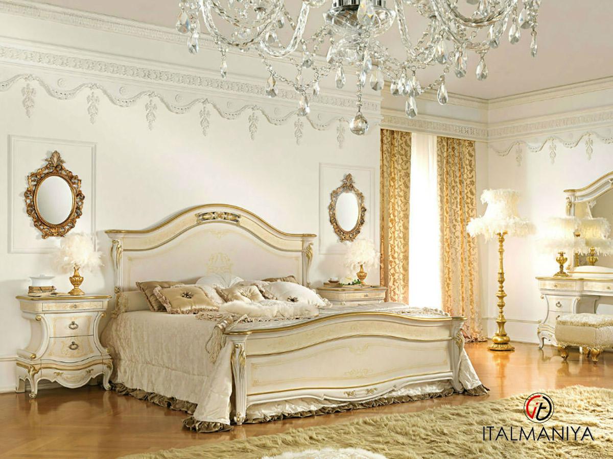 Фото 3 - Спальня Napoleone фабрики Antonelli Moravio