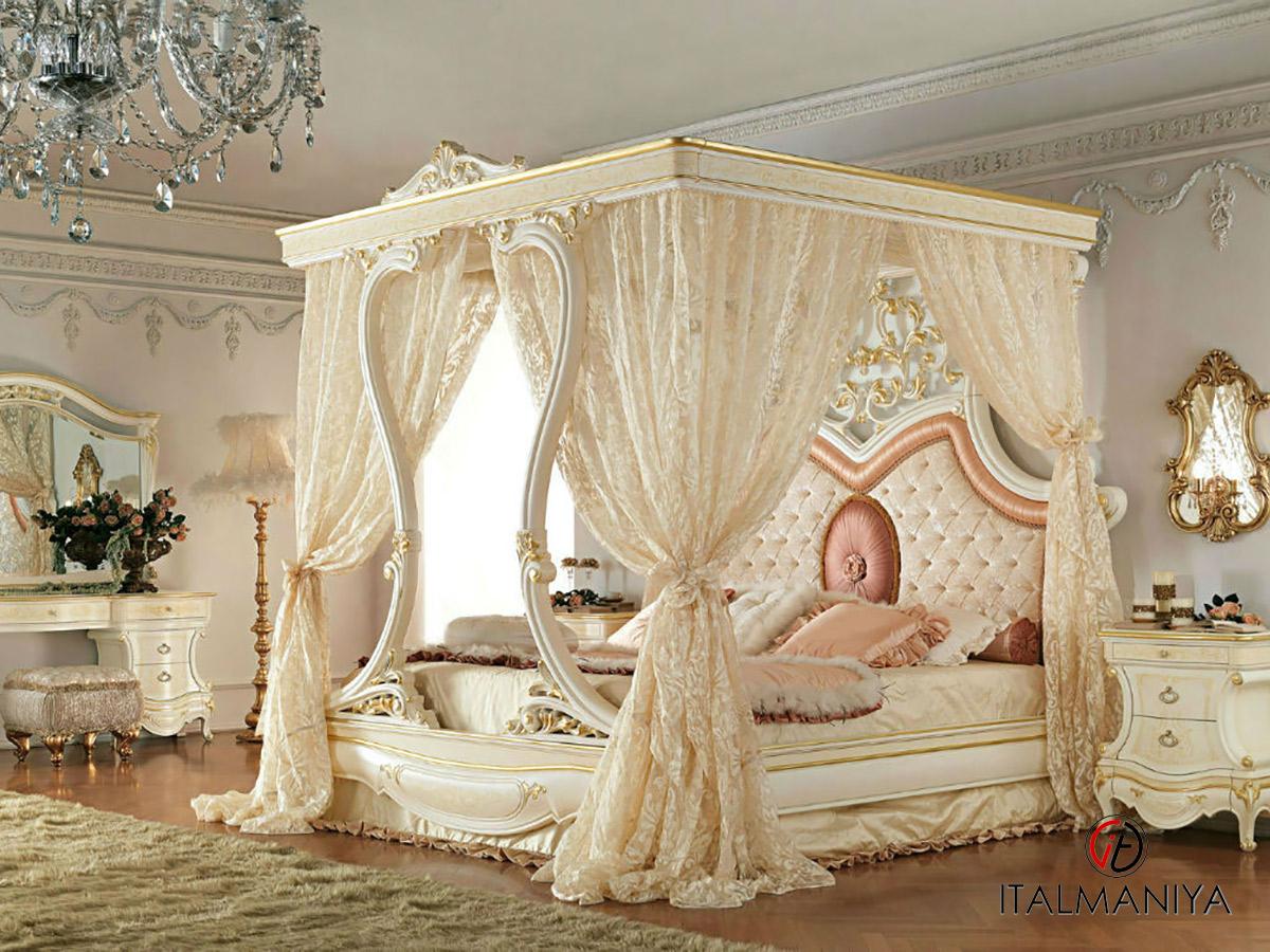 Фото 2 - Спальня Napoleone фабрики Antonelli Moravio