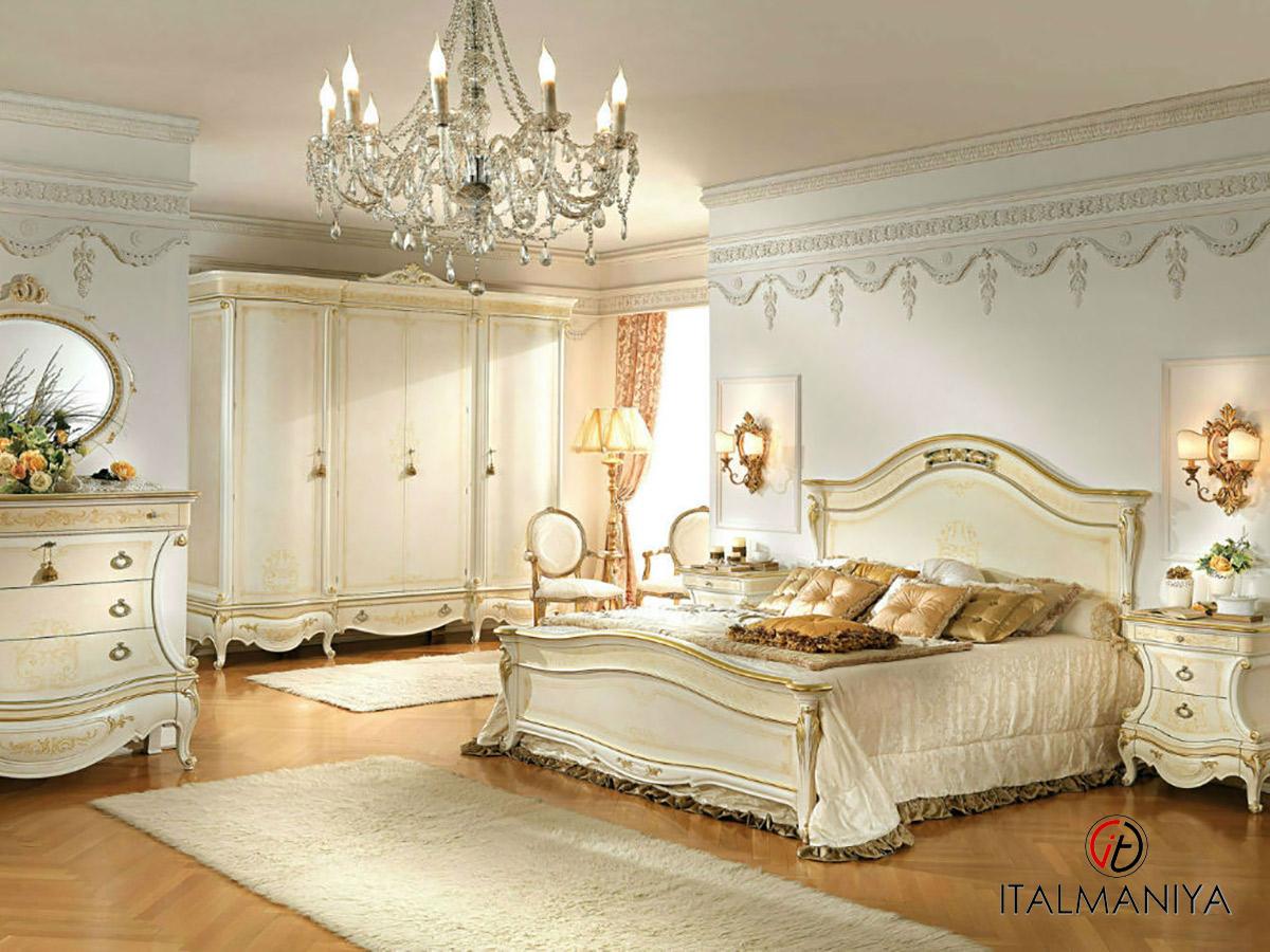 Фото 4 - Спальня Napoleone фабрики Antonelli Moravio
