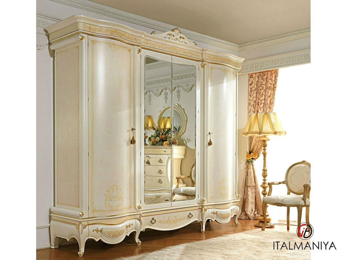 Фото 6 - Спальня Napoleone фабрики Antonelli Moravio