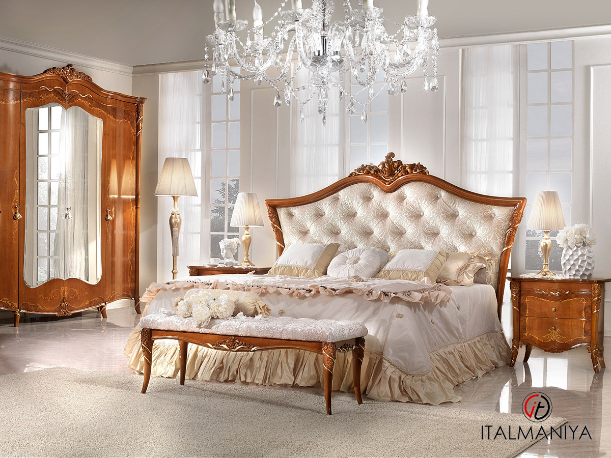 Фото 6 - Спальня Vittoria фабрики Antonelli Moravio