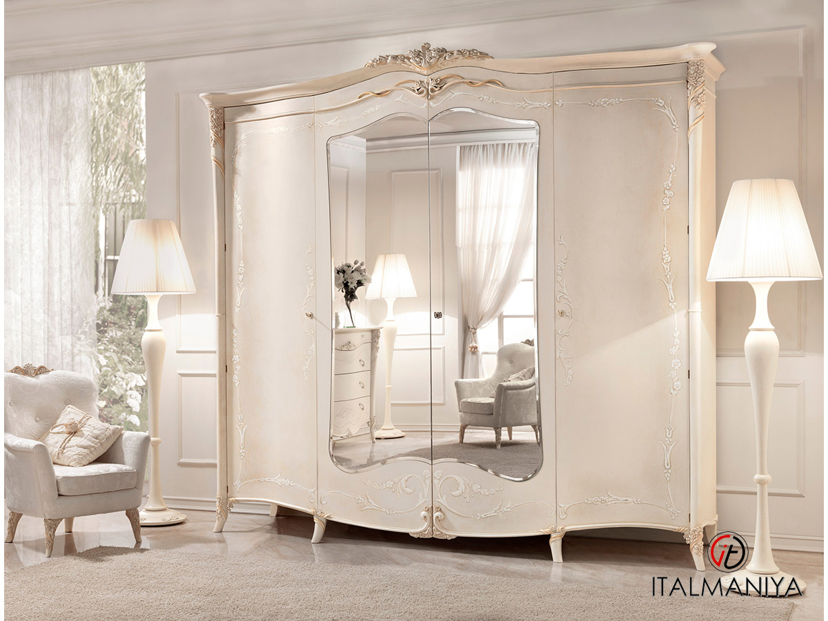 Фото 3 - Спальня Vittoria фабрики Antonelli Moravio