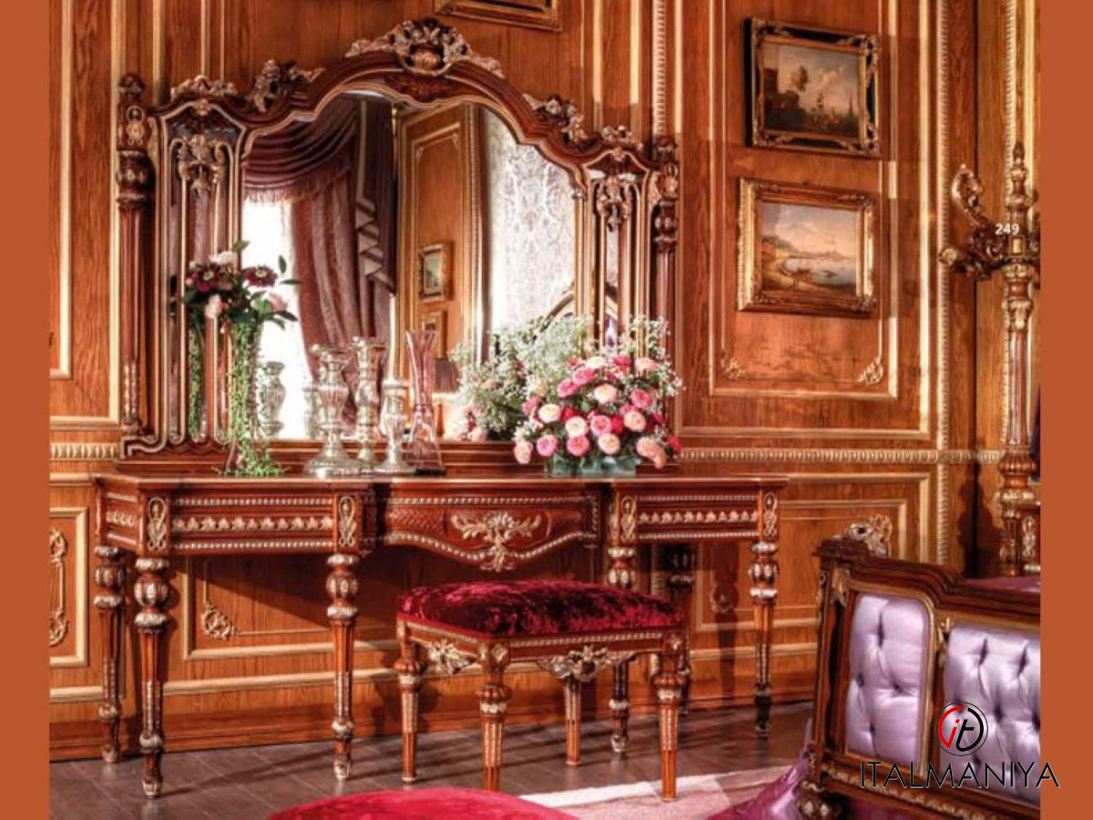 Фото 2 - Спальня Tropea фабрики Asnaghi Interiors