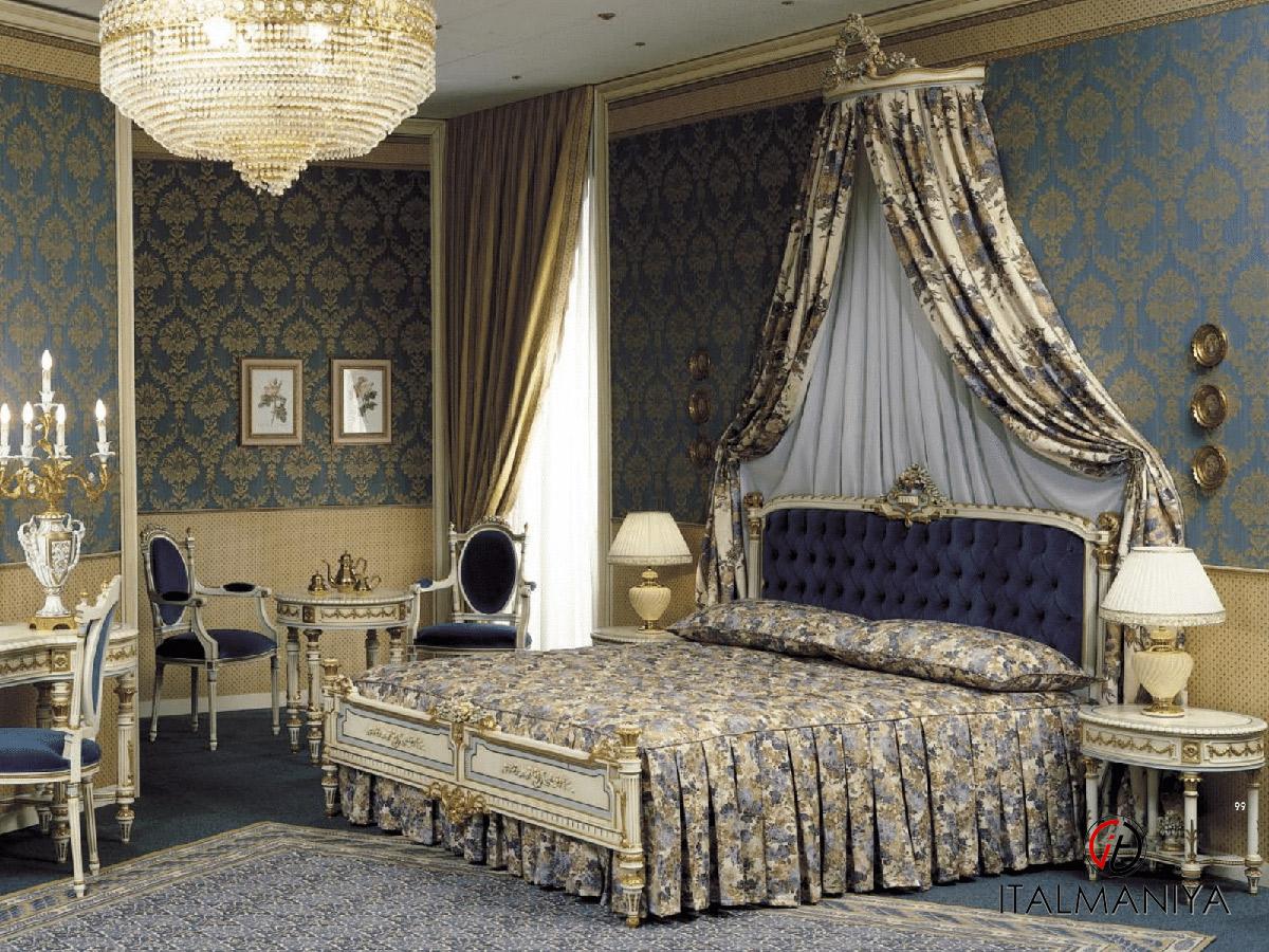 Фото 1 - Спальня Xavier фабрики Asnaghi Interiors