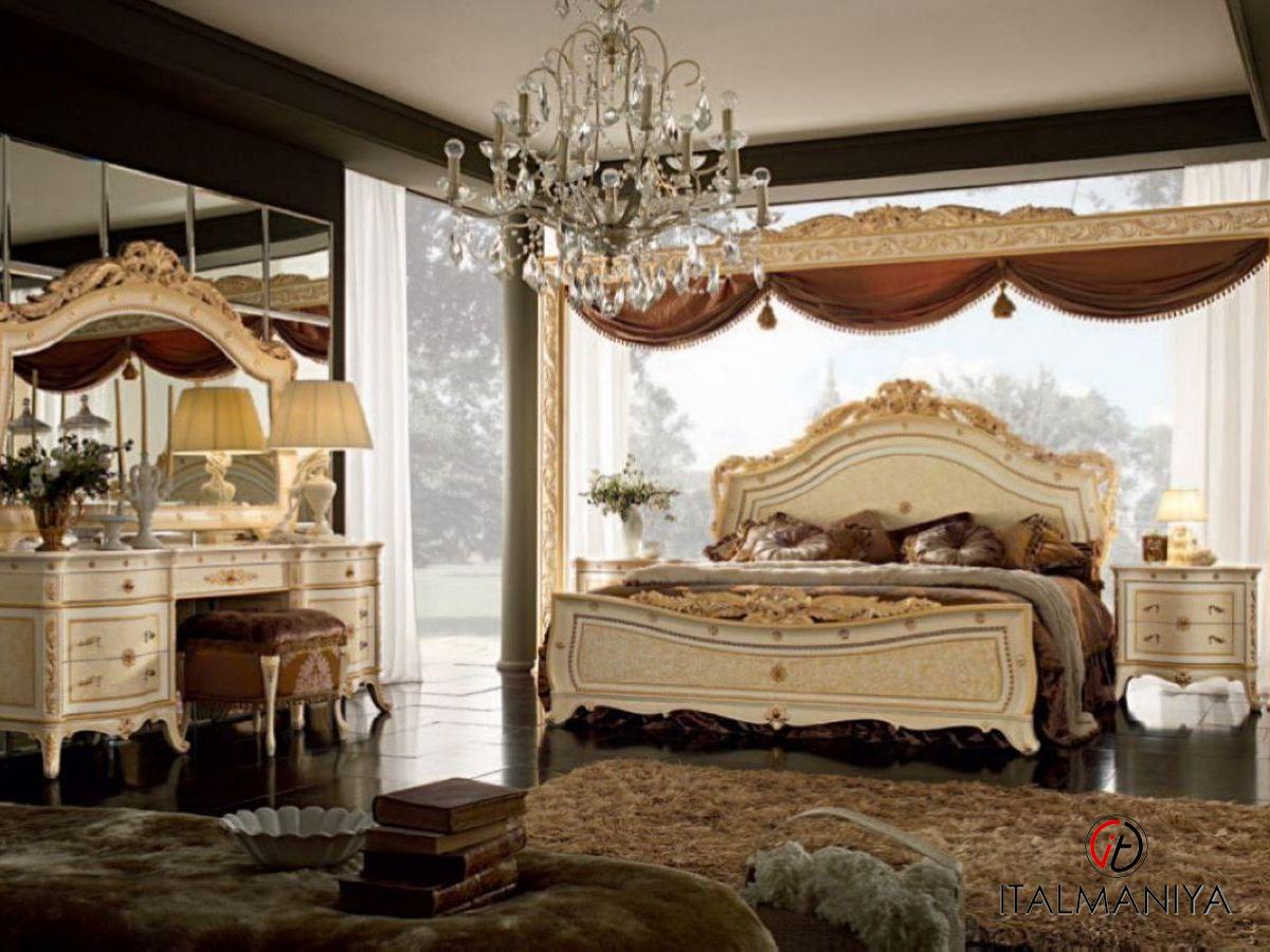 Фото 1 - Спальня Alysse фабрики Bacci Stile