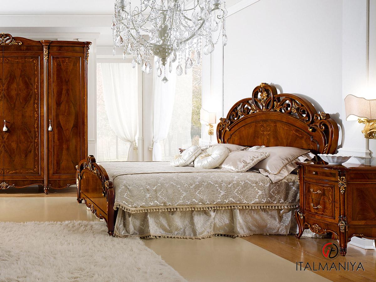 Фото 2 - Спальня Palladio фабрики Bacci Stile